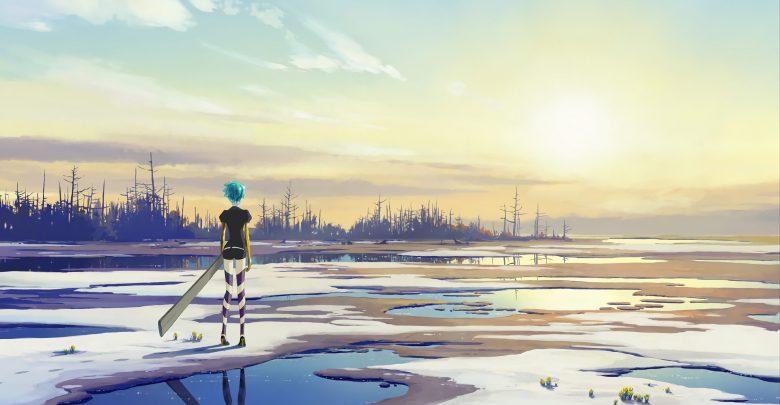 Download Houseki no Kuni 1080p x265 dual audio encoded anime download