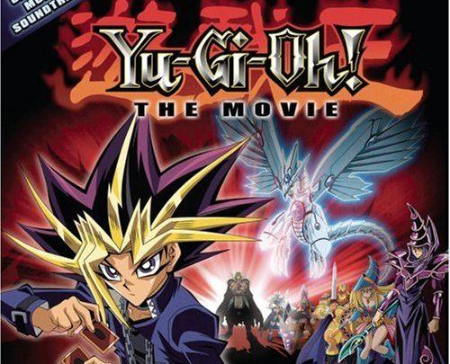 Yu☆Gi☆Oh! (Movie) | 480p | DVD | English Dubbed