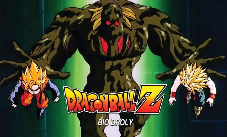 Dragon Ball Z Movie 11 Super Senshi Gekiha!! Katsu no wa Ore da ( Bio-Broly )