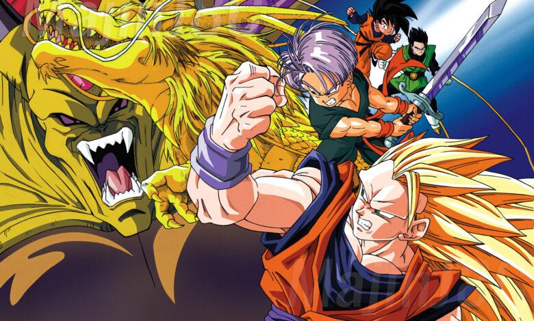 Dragon Ball Z Movie 13 Ryuuken Bakuhatsu!! Gokuu ga Yaraneba Dare ga Yaru ( Wrath of the Dragon )