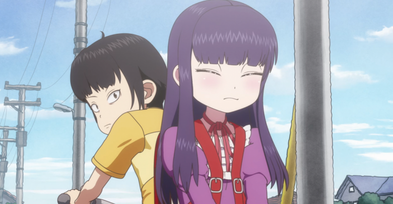 High Score Girl: Extra Stage | 720p | x265 | Dual Audio
