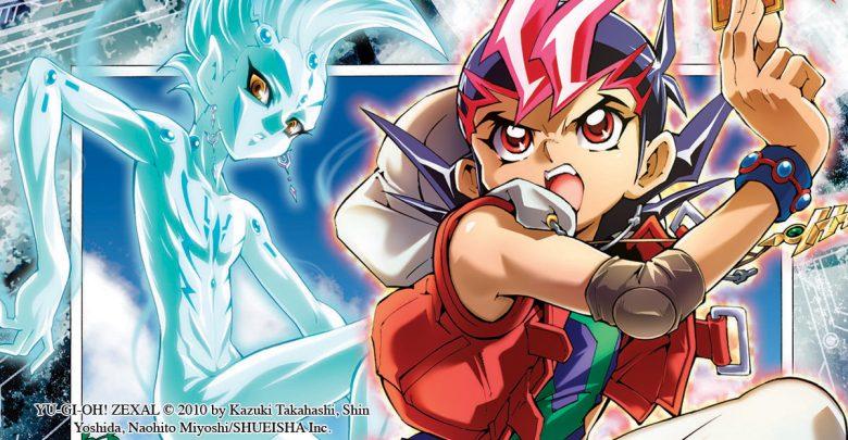 Yu☆Gi☆Oh! Zexal S1 + S2   720p   TV   English Subbed