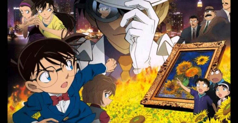 Detective Conan Movie 19: The Hellfire Sunflowers | 720p | BD | English Subbed