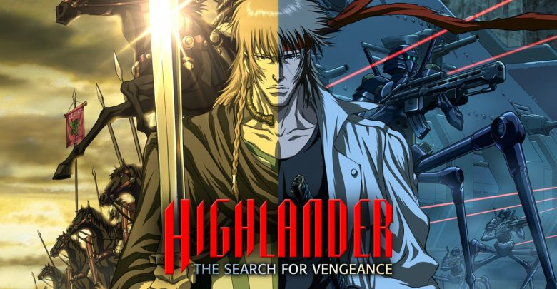 Download Highlander The Search for Vengeance Movie 1080p x265 Eng Dub encoded anime