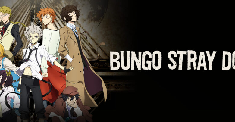 Download Bungou Stray Dogs 3rd Season 1080p x265 eng sub encoded anime
