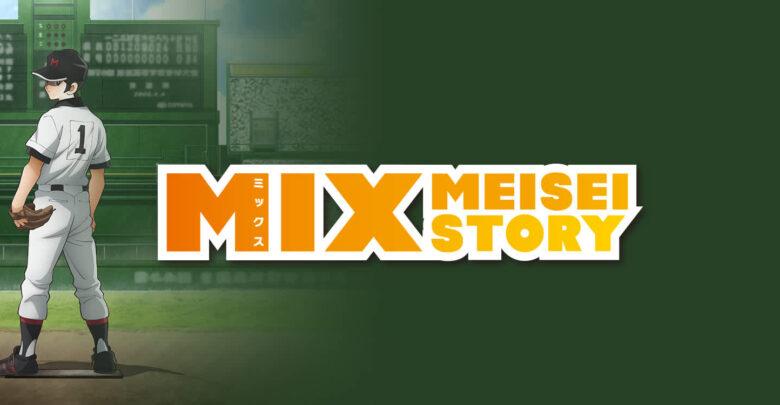 Download Mix Meisei Story 720p x265 Dual Audio encoded anime