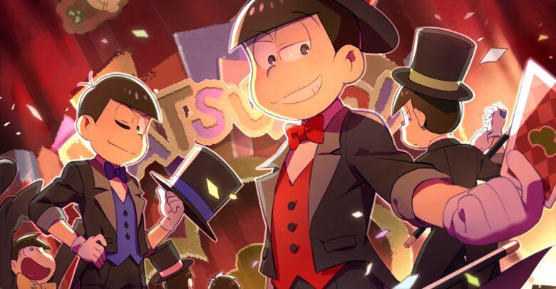 Download Osomatsu-san 2nd Season 720p x265 eng sub encoded anime