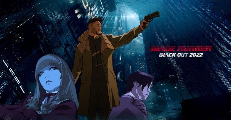 Blade Runner : Black Out 2022 | BDRip | 720p | Dual Audio
