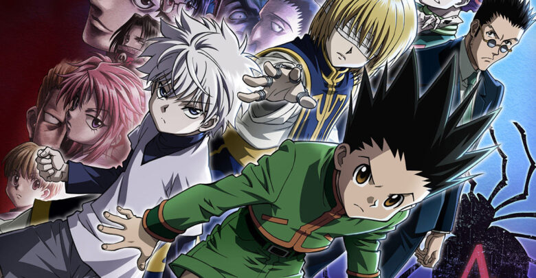 Download Hunter x Hunter Movie 2 The Last Mission 720p dual audio encoded anime