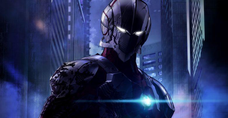 Download Ultraman 720p Dual Audio encoded anime