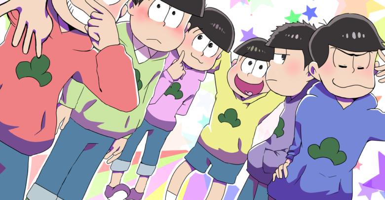 Download Osomatsu-san 720p x265 eng sub encoded anime