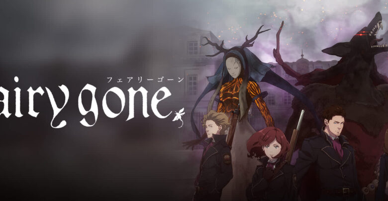 Download Fairy Gone 1080p x265 Dual Audio encoded anime