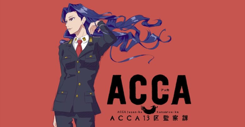 Download ACCA 13-ku Kansatsu-ka 1080p x265 Dual Audio encoded anime