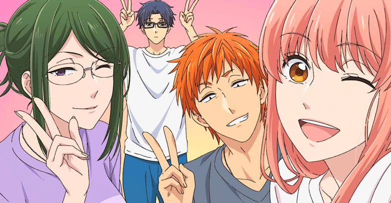 Download Wotaku ni Koi wa Muzukashii 720p Eng Sub encoded anime