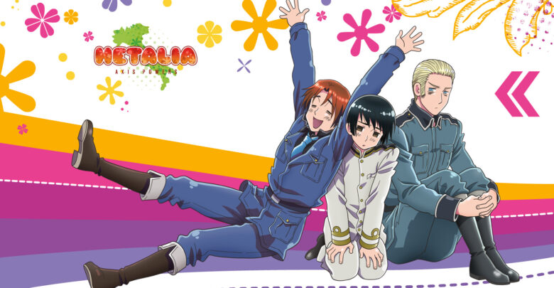 Download Hetalia Complete 480p Eng Sub encoded anime
