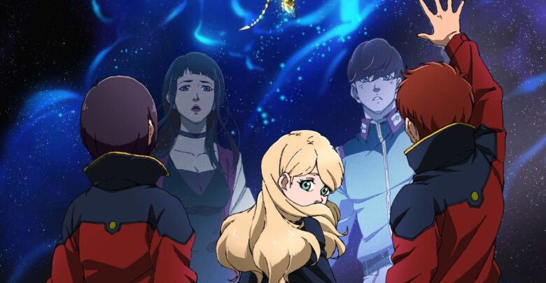 Download Mobile Suit Gundam NT 1080p x265 Dual Audio encoded anime