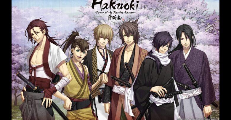 Hakuouki   Hakuoki ~Demon of the Fleeting Blossom~   480p   BDRip   Dual Audio