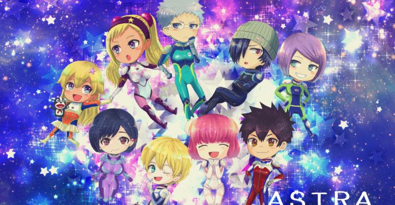 Kanata no Astra Opening – Ending Themes (Full Version) [MP3]