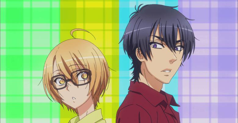 Love Stage!! + OVA   720p   BD   English Subbed