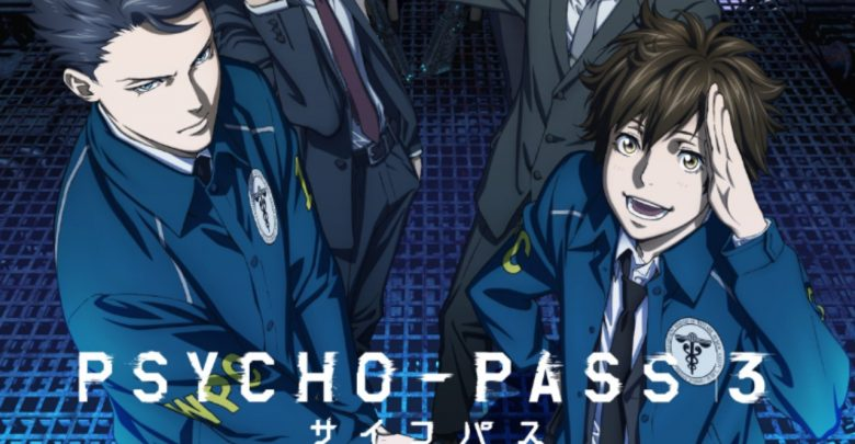 Psycho-Pass 3 | 720p | English Subbed | WEBRip