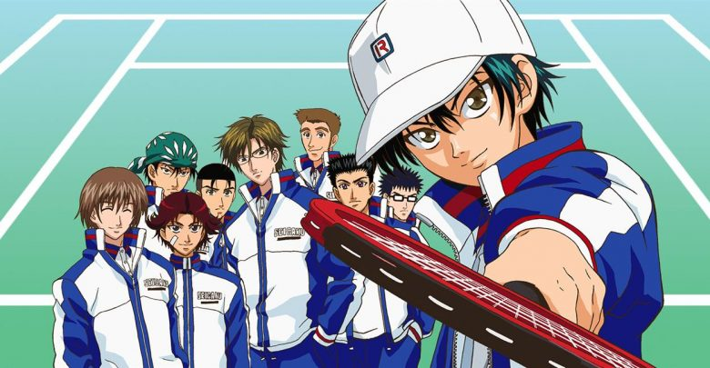 Tennis no Ouji-sama | 480p | DVD | English Subbed