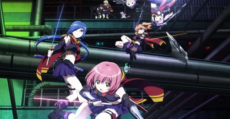 Release the Spyce | 720p | BD | x265 | English Subbed