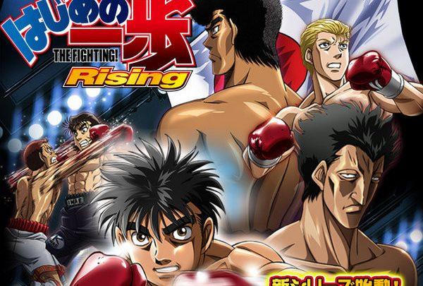 Hajime no Ippo: Rising | 720p | BD | English Subbed