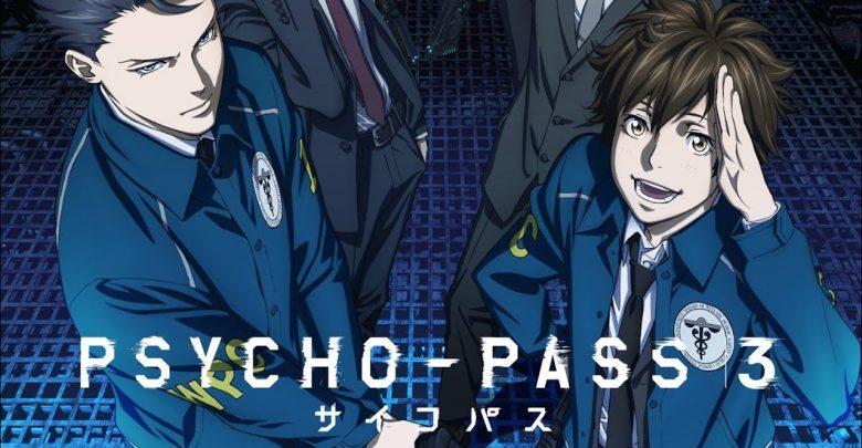 Psycho-Pass 3 | 1080p | WEB | English Subbed