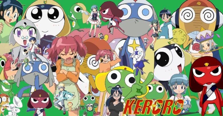 Keroro Gunsou   480p   TV   English Subbed