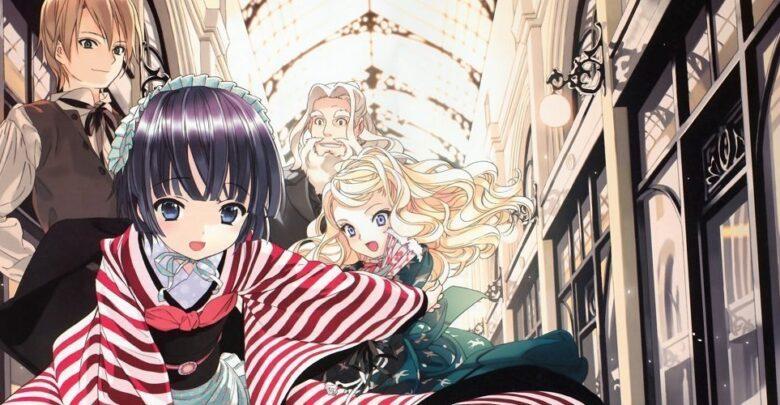 Ikoku Meiro no Croisée The Animation | 720p | BD | English Subbed