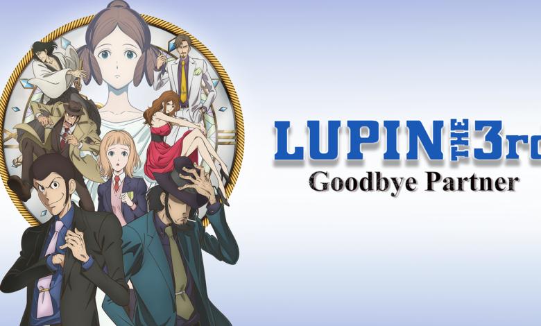 Lupin III: Goodbye Partner