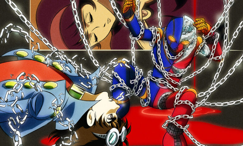 Kikaider 01 The Animation