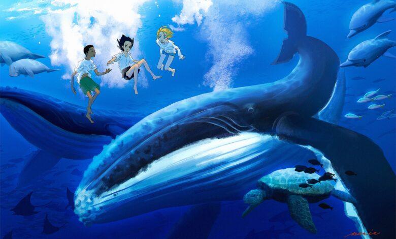 Kaijuu no Kodomo (Children of the Sea)