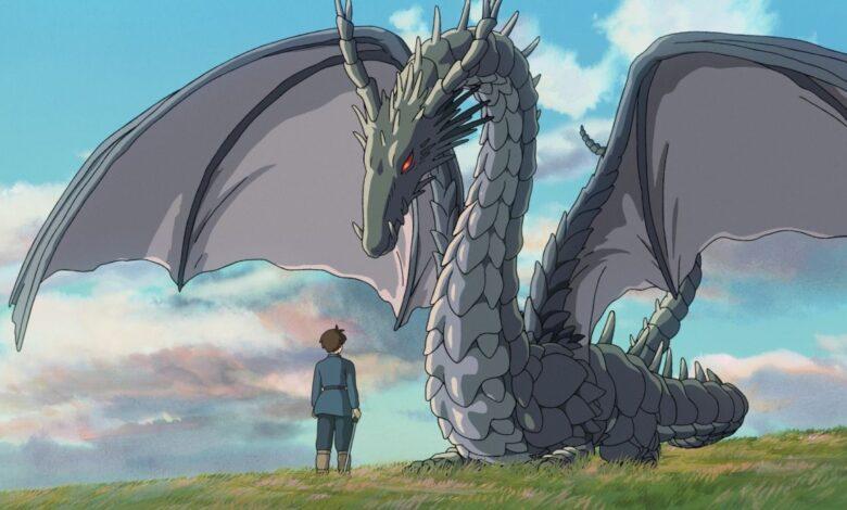 Tales from Earthsea ( Gedo Senki )