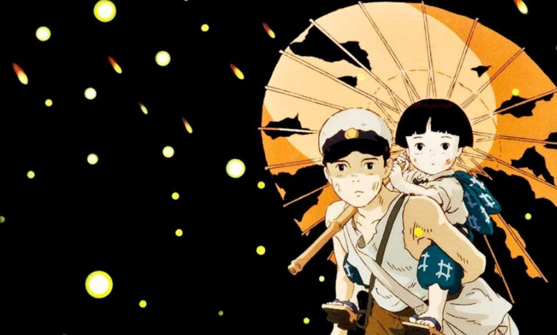 Hotaru no Haka Grave of the Fireflies