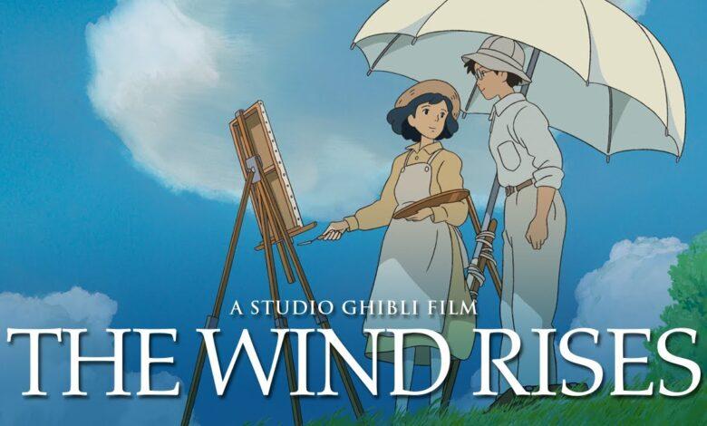 Kaze Tachinu The Wind Rises