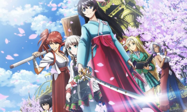 Sakura War the Animation Shin Sakura Taisen the Animation