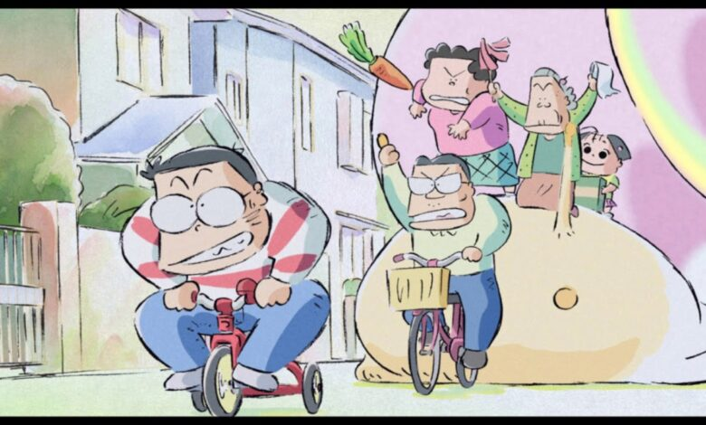 Tonari no Yamada-kun My Neighbors the Yamadas
