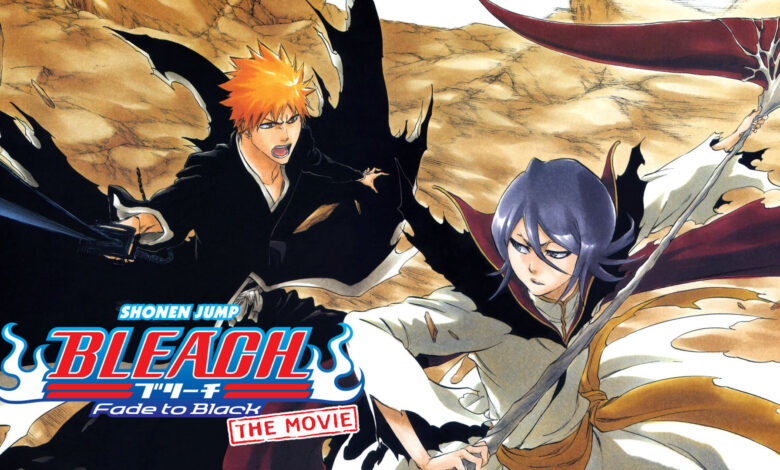 Bleach Movie 3: Fade to Black - Kimi no Na wo Yobu