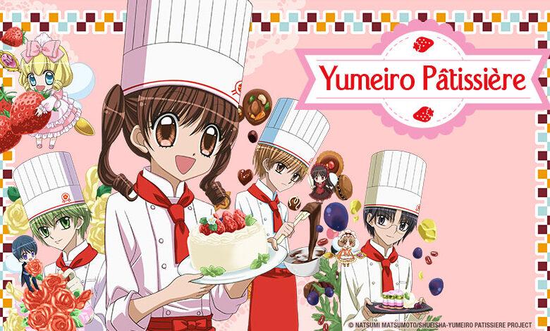 Yume-iro Pâtissière SP Professional
