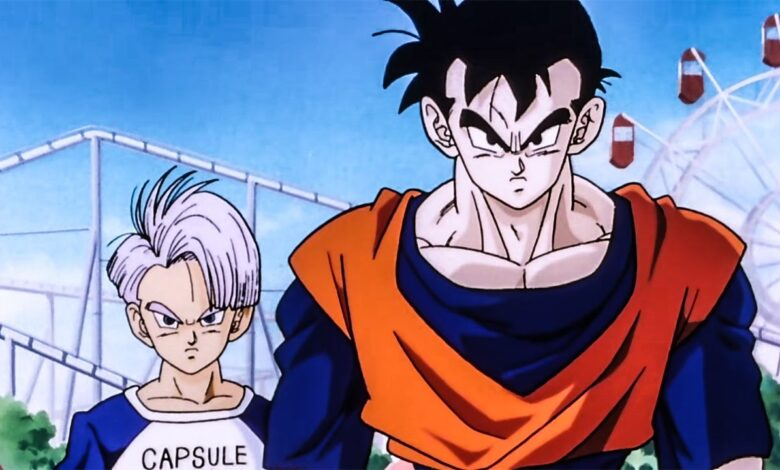 Dragon Ball Z Special 2 The History of Trunks
