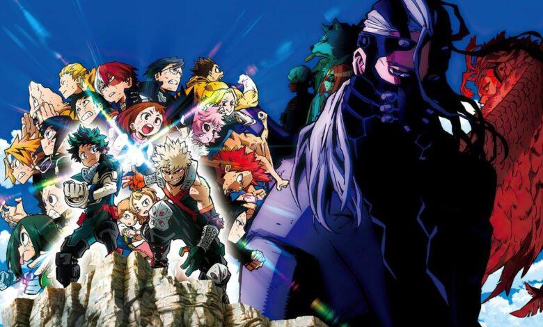 Boku no Hero Academia the Movie 2 Heroes Rising