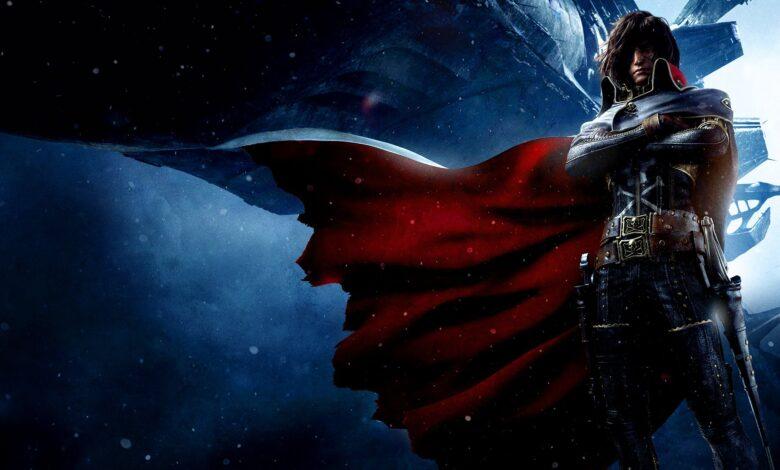 Captain Herlock Movie (2013)