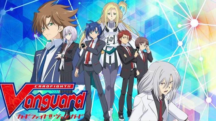 Cardfight!! Vanguard Zoku Koukousei Hen