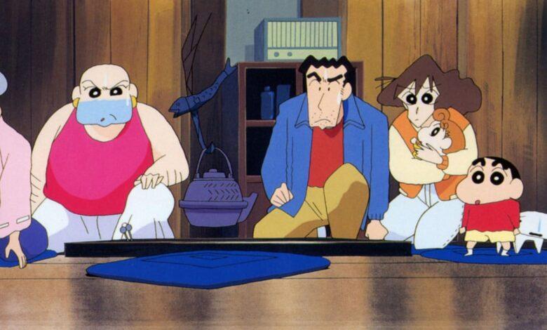 Crayon Shin Chan Movie 05 Ankoku Tamatama Daitsuiseki