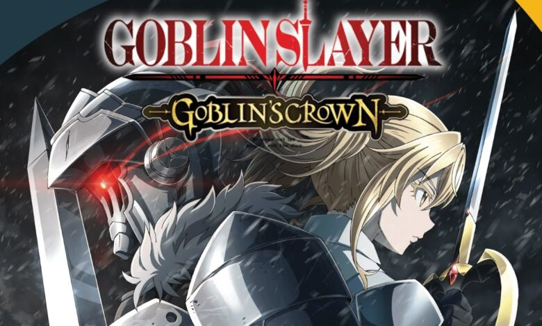 Goblin Slayer Goblin's Crown