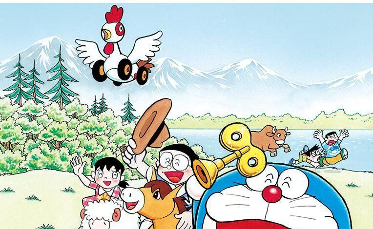 Doraemon's Long Tales V17 (2017) (digital) (doranon)