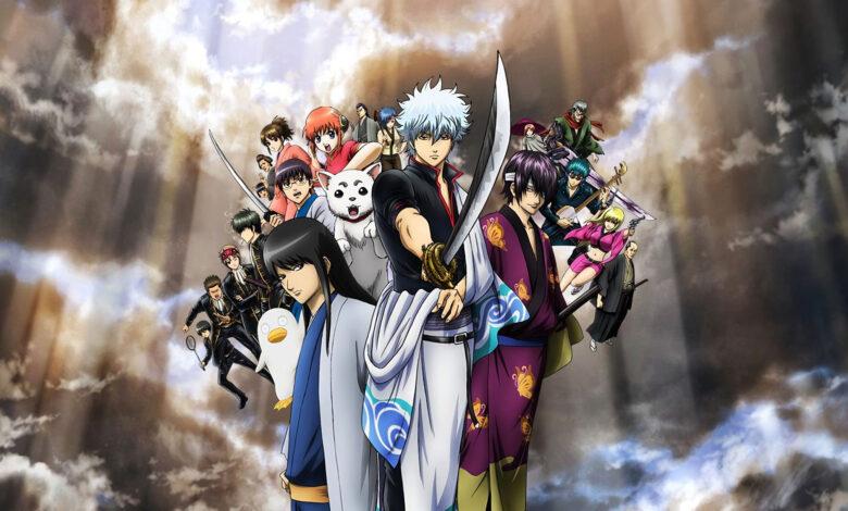 Gintama Movie 1 Shinyaku Benizakura Hen