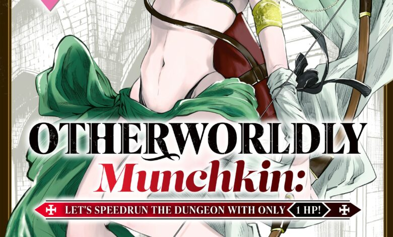Otherworldly Munchkin Let's Speedrun The Dungeon With Only 1 Hp! C011 (v03) P000 [cover] [dig] [faith Dispute] [kodansha Comics] [danke Empire] {hq}