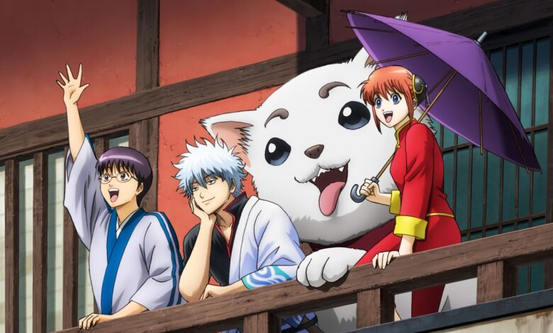 Gintama' Enchousen Season 03
